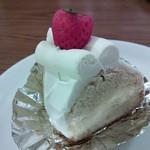 モンシェリー - 「イチゴのシフォンケーキ」