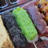 さくらや - 料理写真:5色団子