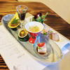 幸咲 - 料理写真:彩り御膳(前菜・お造り)