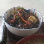 大平食堂 - マーボ茄子