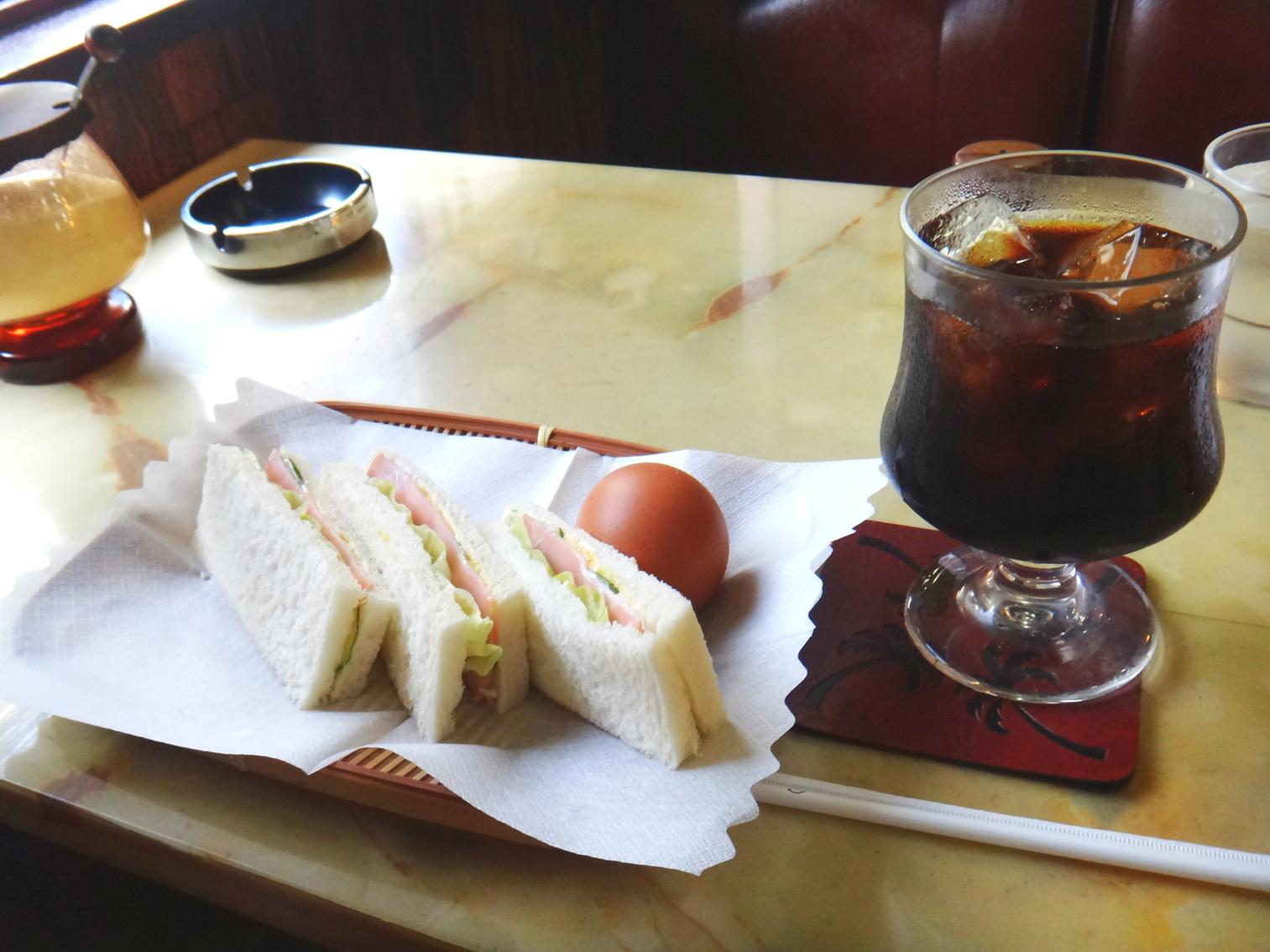喫茶店 ハヤシヤ