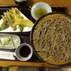 こころ音 - 料理写真:野菜天ざる(2枚・大盛り) 1650円