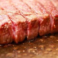 最高級の神戸ビーフステーキを是非ご賞味下さい
