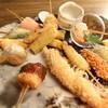 くしん - 料理写真:創作串揚げ