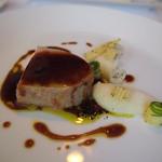 レストラン トエダ - menuA:4,200円(税別、サ10%)