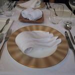 レストラン トエダ - テーブルセッティング