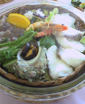 海鮮料理 甚力
