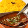 ドゥム・ダラカ - 料理写真:インド南部地方の郷土料理『えびスープカレー』
