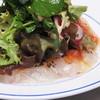 ル・ビストロ・ダ・コテ - 料理写真:真鯛のカルパッチョ
