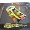 クラブ33 - 料理写真:マグロのスモーク