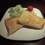 カネタカフェ - モーニングセット¥500