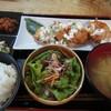 あじるく - 料理写真:チキン南蛮タルタルソース¥780
