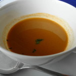 シーフードアンドグリル・アトランティック - オマール蝦のスープ