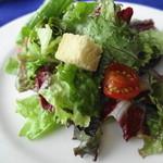 シーフードアンドグリル・アトランティック - サラダ