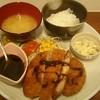 花*花食堂 - 料理写真:味噌カツ定食