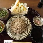 蕎麦や 銀次郎 - 蓼科 1680円