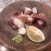 しろくま亭 - 料理写真:たこのブツ切り