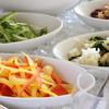 デッカーズ キッチン - 料理写真:メイン料理とお野菜もバランスよく♪