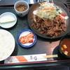 泰将 - 料理写真:焼肉ランチ