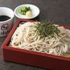華元 - 料理写真:人気のざるせいろ690円