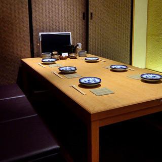 接待にオススメの個室も完備しております!!ご予約は早めにお願い致します!!