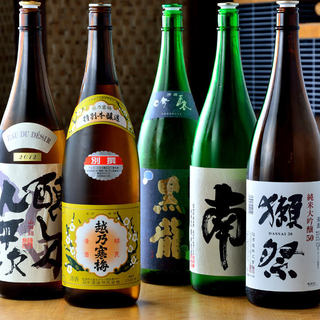 日本の地酒・高知の地酒