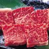 炭火焼肉大平門 - 料理写真:上ロース※スペシャルコースで食べ放題