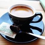 フラットホワイトコーヒーファクトリー - ロングブラック(+EX1ショット)