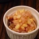 カレーの店 マボロシ - セットのサラダ