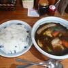 停満里 - 料理写真:スープカレー