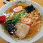 こいしや - 2013年8月30日(金) ラーメン(470円)