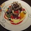 ワインカフェバー・スムス - 料理写真:バニラワッフル
