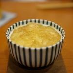 くう - ずわい蟹の共和え、冷製茶碗蒸し