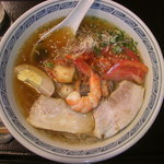 みゆき食堂 - こちらもオススメの冷麺☆韓国風です♪