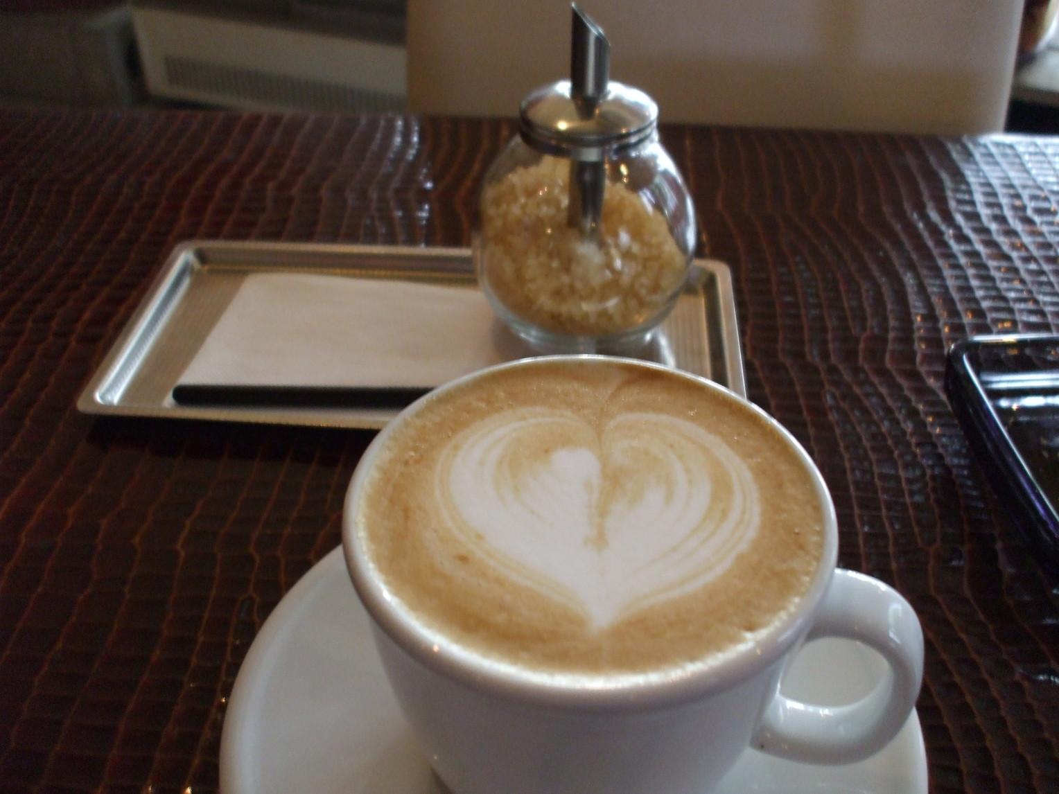 Cafe' BLEU