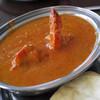 カスタマンダップ - 料理写真:海老カレー