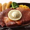和牛ステーキ桜 - 料理写真:ボリュームたっぷりなステーキ