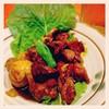 友四郎 - 料理写真:甲府名物とりもつ煮