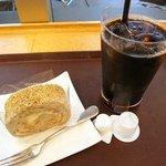 カフェ・エスペラーンス - ケーキセット