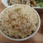Rensa - 玄米 大盛り