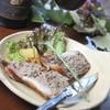 アミティエ - 料理写真:赤ワインとのマリアージュが絶品の『ウズラのファルシー