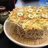 千本桜 - 料理写真:当店のイチオシ!看板商品の「六文銭かき揚げ蕎麦」