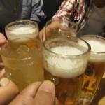 海のがき大将 - 乾杯!