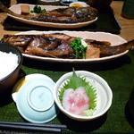 嘉文 - 特大!煮魚定食