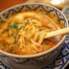 シィータイ - 料理写真:トム・ヤム・クン ラーメン