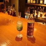 Bar sarto - スッキリ冷たいモヒート
