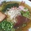 小料理雪しずく - 料理写真:枕崎のご当地ラーメン かつおラーメン