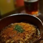 タビビトキッチン - 焼きカレー+小樽地ビール
