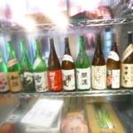 オリエンタル - 数々の日本酒が出そろう!