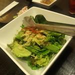 炭火炭美 けん - チョレギサラダ